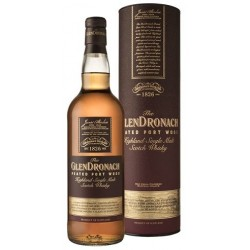 Glendronach Peated Port Wood, Single Malt Whisky. 46%, 70 cl.-20