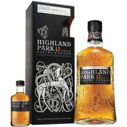 Highland Park 12 Years 70 cl. + gratis 5 cl. 18 Years Whisky-20