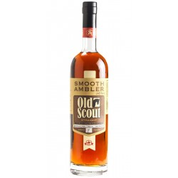 Smooth Ambler Old Scout Straight Bourbon 7 Years Old 49,5% 70 cl.-20