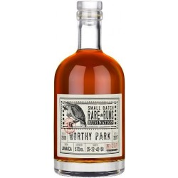 Rum Nation Worthy Park, Jamaica 11 år. 57% 70 cl.-20