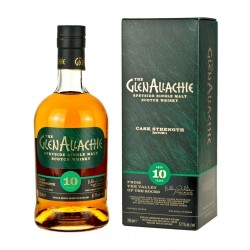 GlenAllachie Cask Strength 10 år Batch 1 57,1% 70 cl.-20