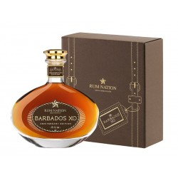 Rum Nation, Barbados XO, 40% 75 cl.-20