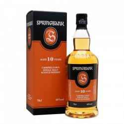 Springbank 10 år. 46%. 70 cl Whisky fra Campbeltown-20