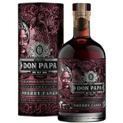 Don Papa Rum, Sherry Cask. 45%, 70 cl.-20