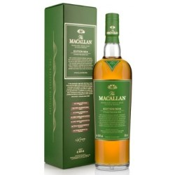 Macallan Edition No. 4 Single Malt Whisky. 48,4%, 70 cl.-20