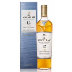 The MacAllan 12 år Triple Cask. 40% 70 cl.-20