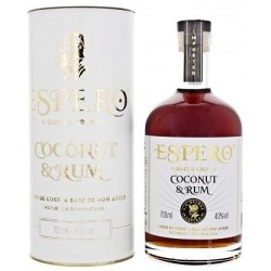 Espero Coconut and Rum. 40%, 70 cl.-20