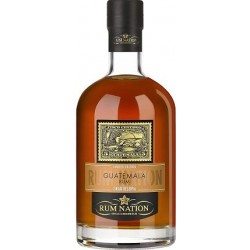 Rum Nation Guatemala Gran Reserva. 40%, 70 cl.-20