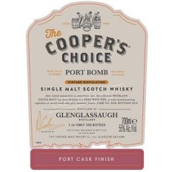 Glenglassaugh Port Bomb. 55%, 70 cl. Coopers Choice-20