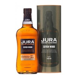 Jura Seven Wood Single Malt Whisky. 42%, 70 cl.-20