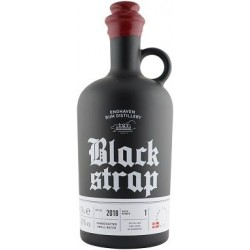 Enghaven Black Strap Rum, Batch 1. 42%, 70 cl.-20