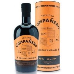 Companero Ron Elixir Orange. 40%-20