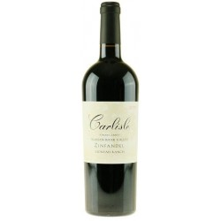 2016 Carlisle Zinfandel Montafi Ranch, Russian River Valley-20