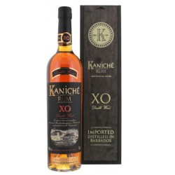Kaniché XO Double Wood Barbados rum. 40%, 70 cl. Rom fra Barbados-20