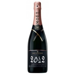 Moët and Chandon Grand Vintage 2012 Rosé i gaveæske-20