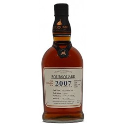 Foursquare 2007, 12 år, Exceptional Cask Selection. 59%-20