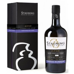 Stauning Heather May 2019 Danish Single Malt. 48,7%-20