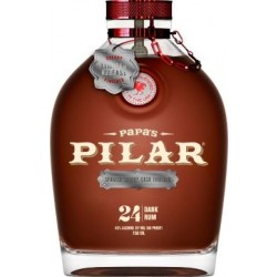Papas Pilar Rum, Sherry Finish, Limited Edition. 43%, 70 cl.-20