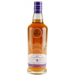 Miltonduff 10 år, Gordon and MacPhail Discovery. 43%, 70 cl.-20