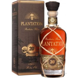 Plantation 20th Anniversary Barbados Rum, 40%-20