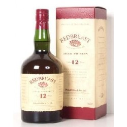 Redbreast 12 år, 40% Pure Pot Still-20