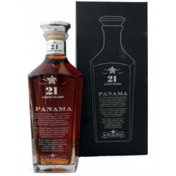 Rum Nation Panama 21 år, decanter. 40%, 70 cl. Rom fra Panama-20