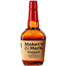 bourbon whiskey; makers mark