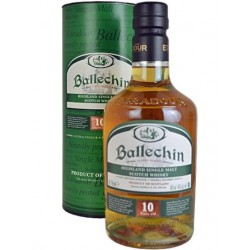 Edradour, Ballechin 10 år, Peated Cask 50 ppm, 46% 70 cl. Single Highland Malt-20