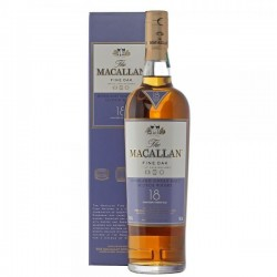 Macallan 18 år, Fine Oak Triple Cask Matured, 43% 70 cl. Single Speyside Malt-20