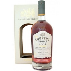 The Coopers Choice Tullibardine 2007 8 år, Cask no. 9180, 46% 70 cl. Single Highland Malt-20