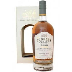 The Coopers Choice Glenrothes 1996 19 år, Cask no. 9254, 53,3% 70 cl. Single Speyside Malt-20