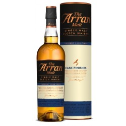 The Arran Malt, Port Cask Finish. 50%-20