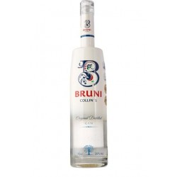 Bruni Collins Gin. 39%-20