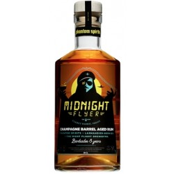Midnight Flyer 8 Years Barbados Rum, Champagne Barrel Aged.-20