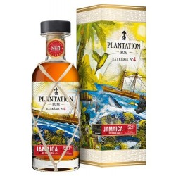 Plantation Extreme No. 4 Jamaica Long Pond ITP 20 Years Old. 52,1%-20