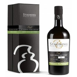 Stauning Peat July 2019. 48,4%, 50 cl.-20