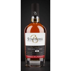 Stauning Port Smoke 51,5%. Dansk Single Malt Whisky.-20