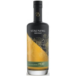 Stauning Peat Whisky - 70 cl.